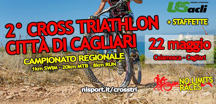 2° Cross Triathlon Cagliari